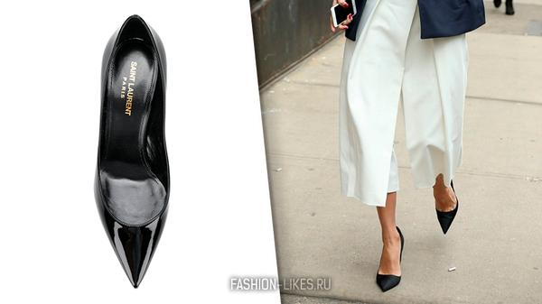 5 пар обуви, которые выдают французский шарм