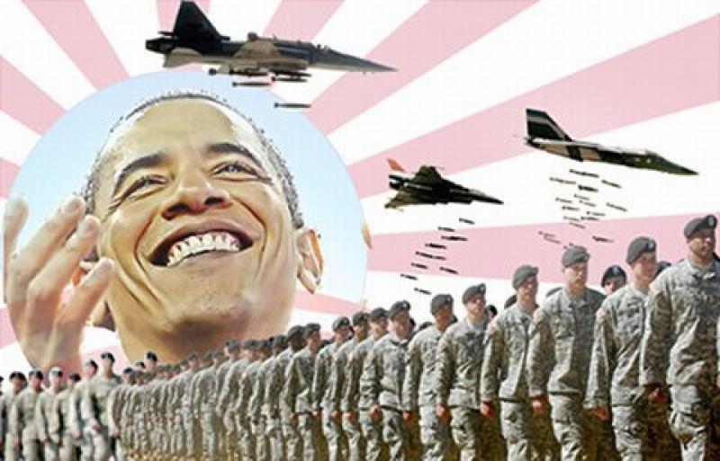 США на всех парах идут к войне. Андрей Полунин