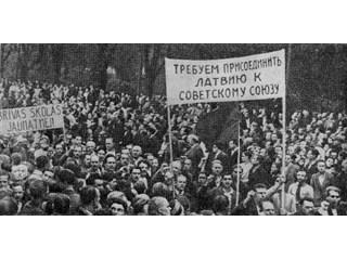 Как СССР начинал денацификацию Латвии
