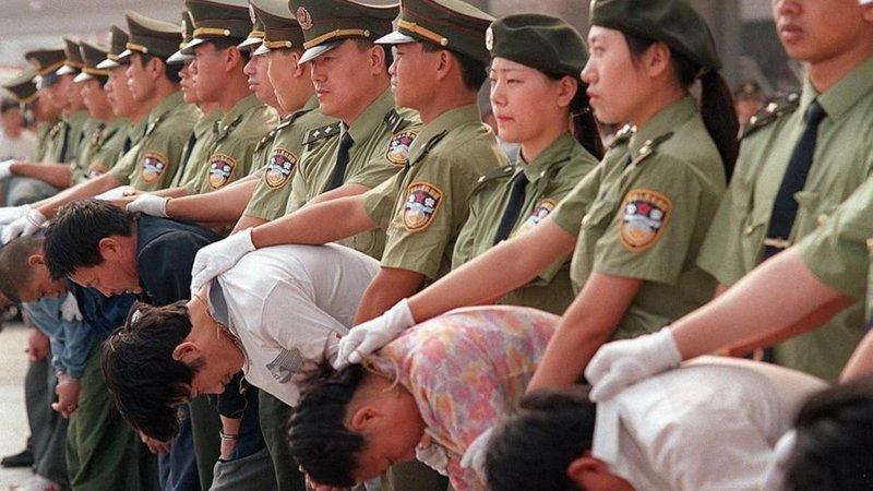 Вообще в Китае определили, за какую взятку будут мочить Коррупционеров взятка, имхо, казнокрады, коррупция, оценочное мнение