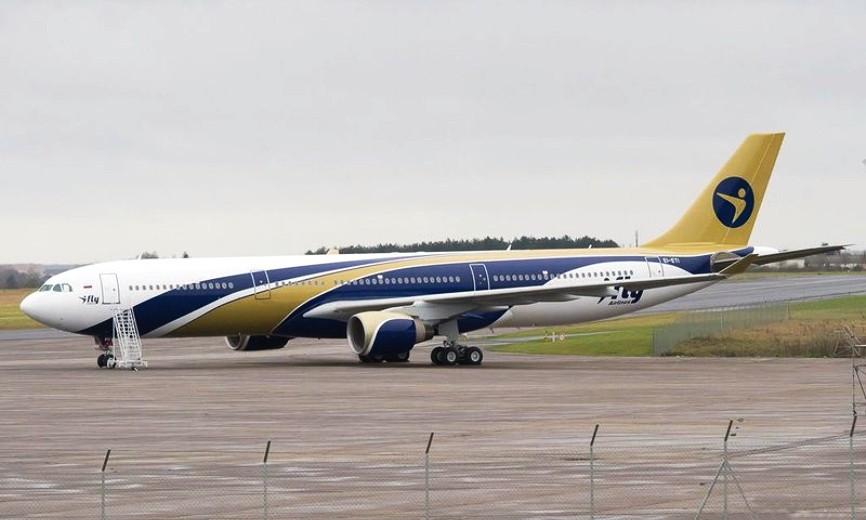 Застрявший в Турции самолет с туристами из РФ приземлился в Москве
