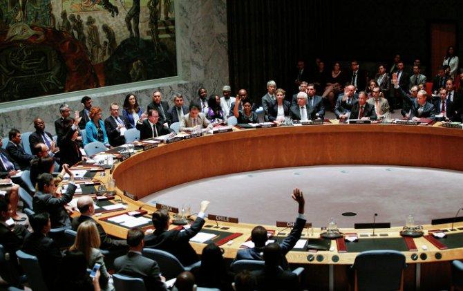 Киев обвинил Россию в злоупотреблении правом вето в Совбезе ООН