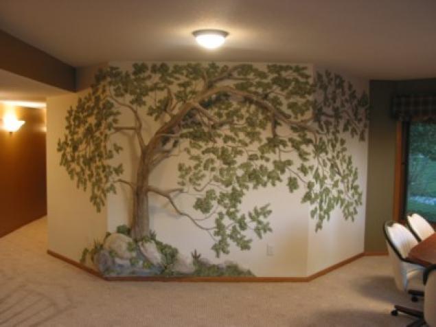 Как сделать декор из гипса для стен