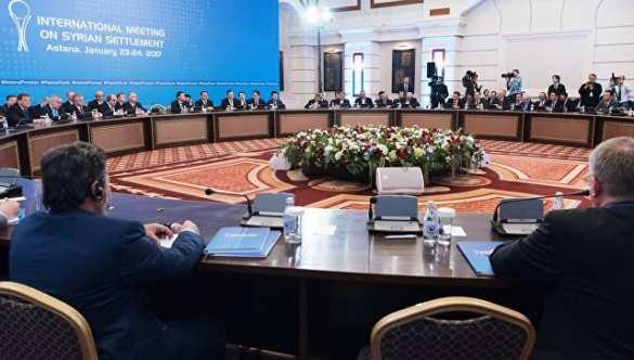 Хорошо, что не в баню: Русские в Астане послали западных дипломатов «в бар», — Financial Times