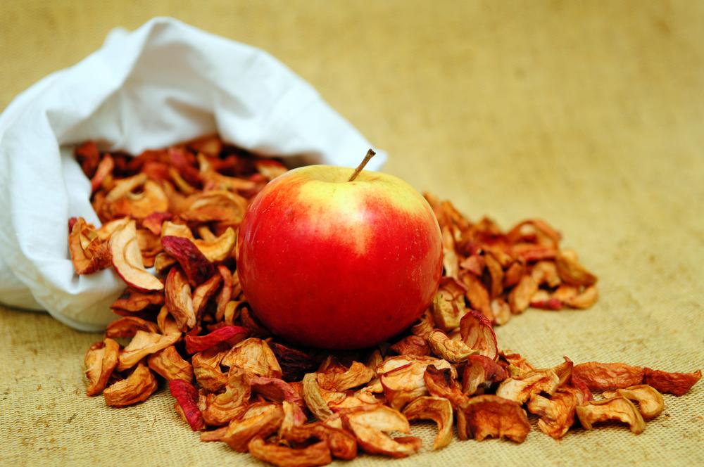 Рецепты из сушеных яблок