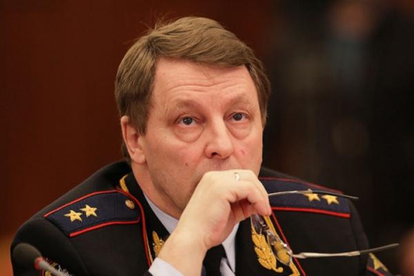 Глава ГИБДД России уволен сзанимаемой должности