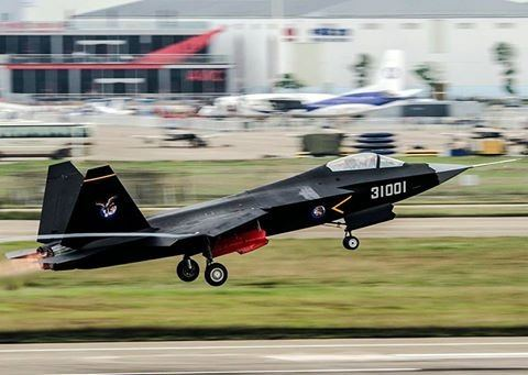 Состояние программы разработки истребителя J-31