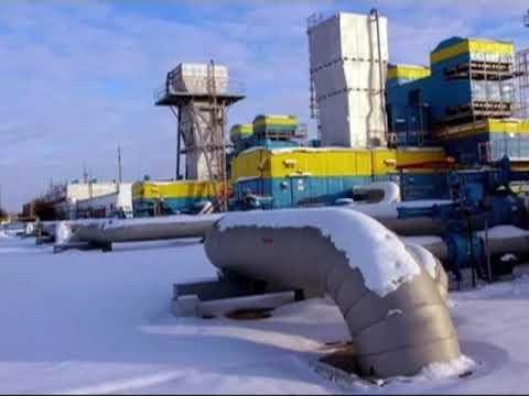 Еще не зима, а Украина замерзает и просит газ у России.