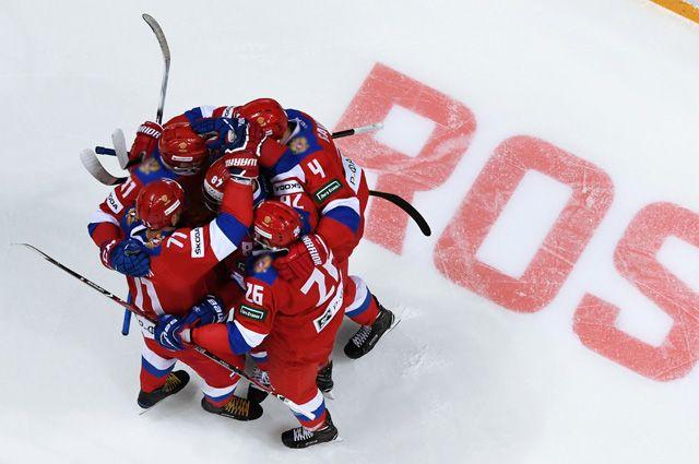 Как будет выглядеть форма олимпийской сборной РФ по хоккею?