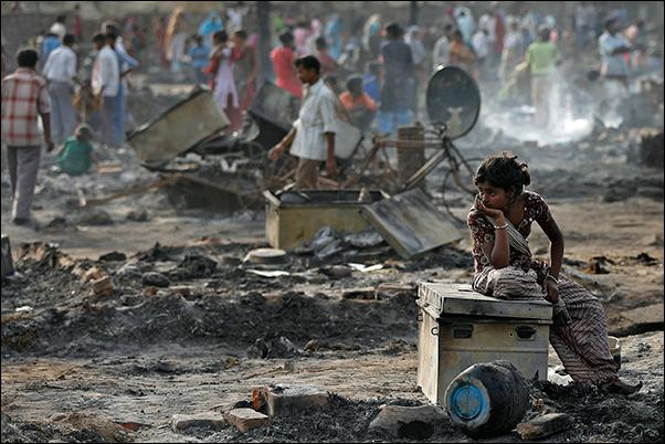 """О фашизме в Индии: далиты - каста """"неприкасаемых"""""""