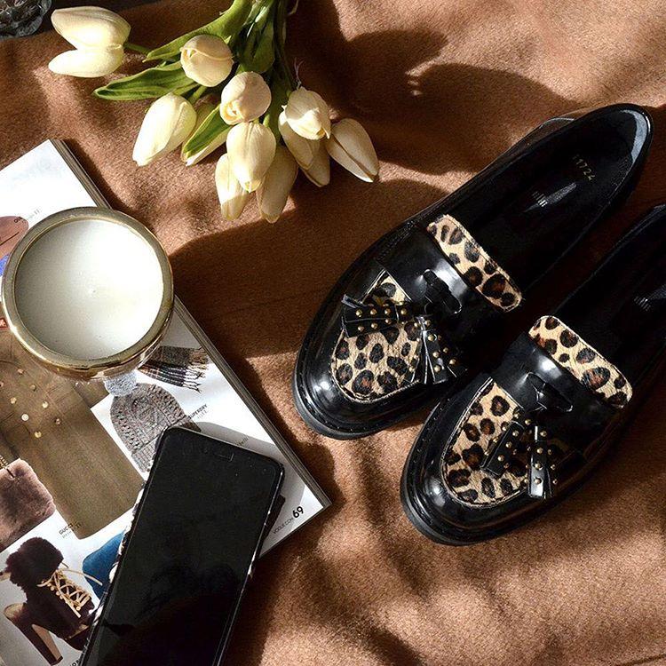 С чем носить женские мокасины:20 великолепных вариантов
