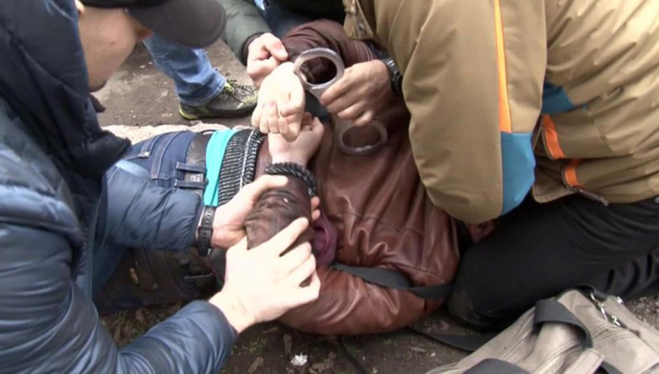 В Крыму задержан украинский шпион