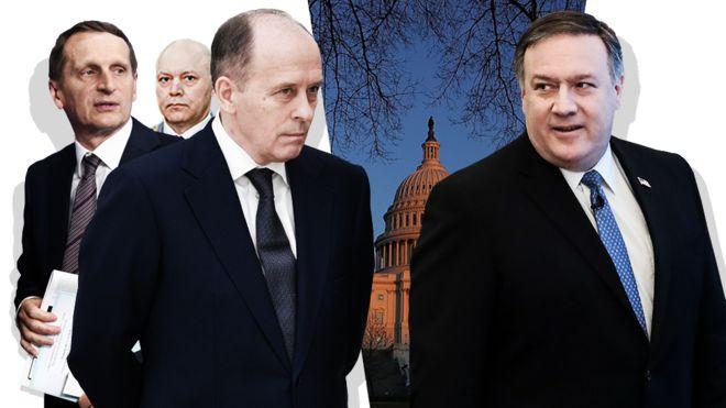 Директор ЦРУ раскрыл тему тайной встречи с главами российских разведок