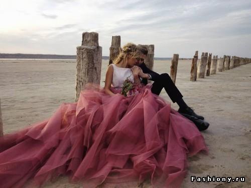 Шикарное платье своими руками для фотосессии