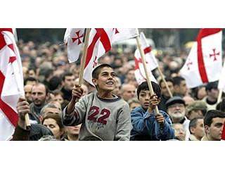 Парад цветных революций по развалинам СССР