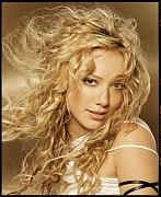 Хилари Дафф (Hilary Duff) в фотосессии Эндрю Макферсона (Andrew MacPherson) для альбома Hilary Duff (2003)