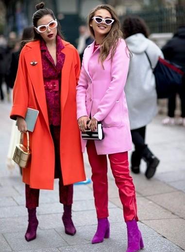 Уличный стиль — образы гостей парижской недели высокой моды