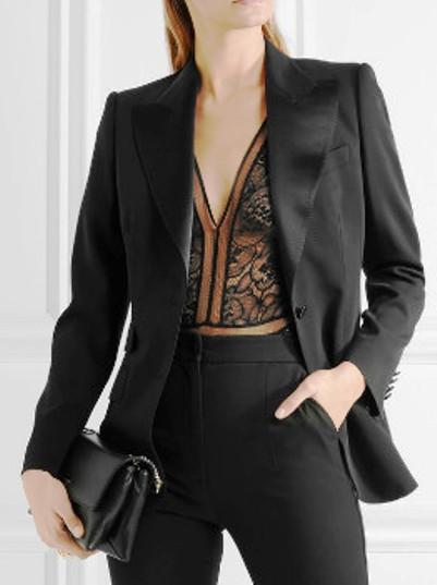 Модные советы — с чем носить боди этой весной