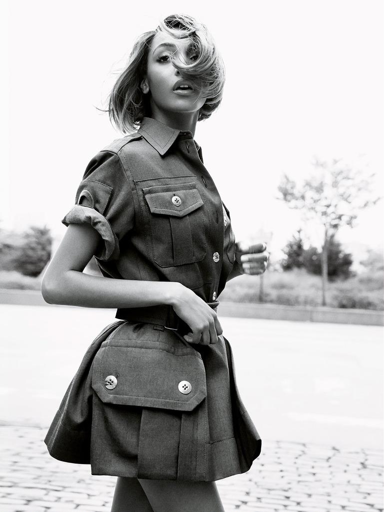 Джордан Данн — Фотосессия для «Vogue» UK 2015