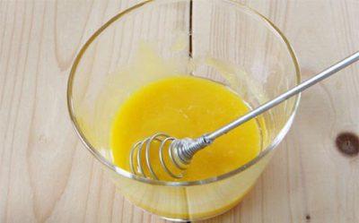Яичный шампунь в домашних условиях