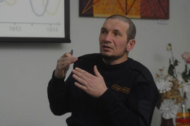 Вадим Чернобров об аномалиях Брянской области