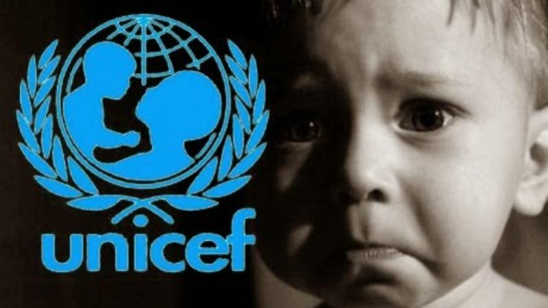Из-за боевых действий на востоке Украины пострадал 1 миллион детей, - ЮНИСЕФ