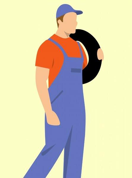 Нагловатый разнорабочий пришел и потребовал поднять ему зарплату или занять много денег — долг по кредиту у него. Уволился.