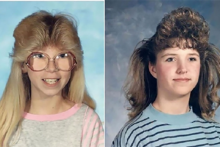 Что-нибудь подобное носили? Жизнерадостные детские прически 1980-ых и 90-ых