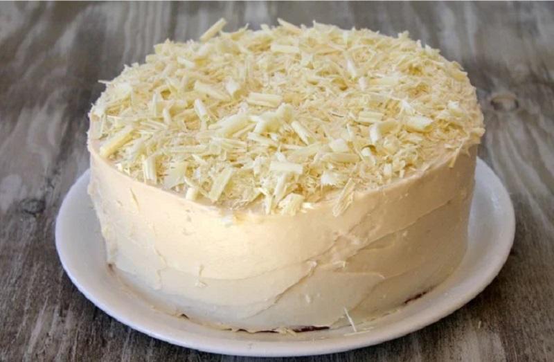 как приготовить торт без выпечки