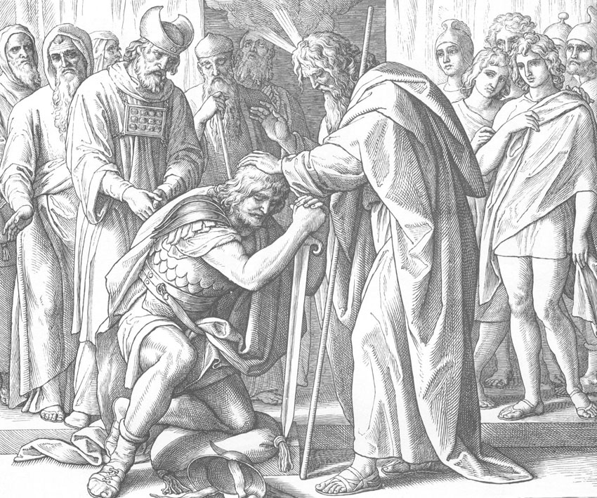 Почему моисей не вошел в землю обетованную