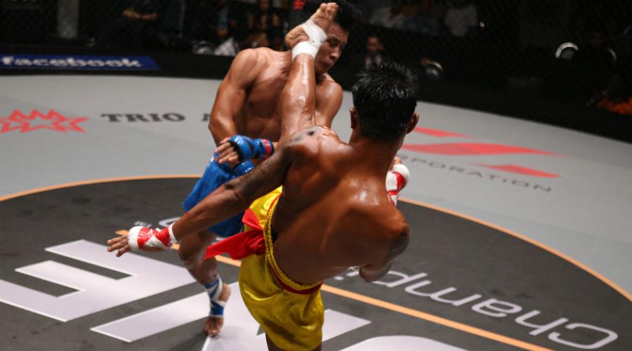 Лэхвэй: самый брутальный спорт в мире