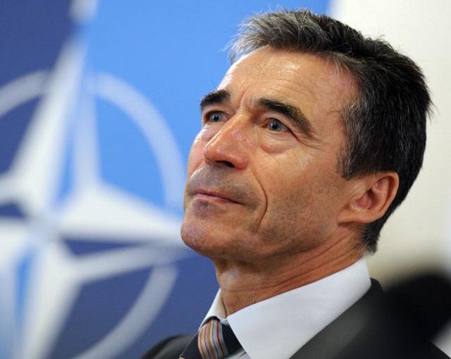 Расмуссен: «После нападения на Крым РФ перестала быть нашим партнером»