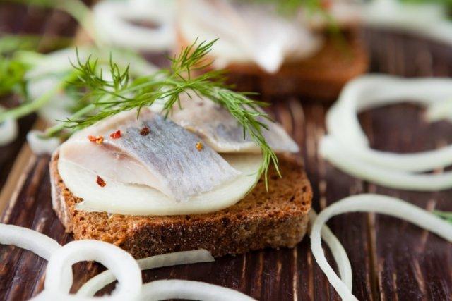 Селедка – рыба для здоровья и удовольствия