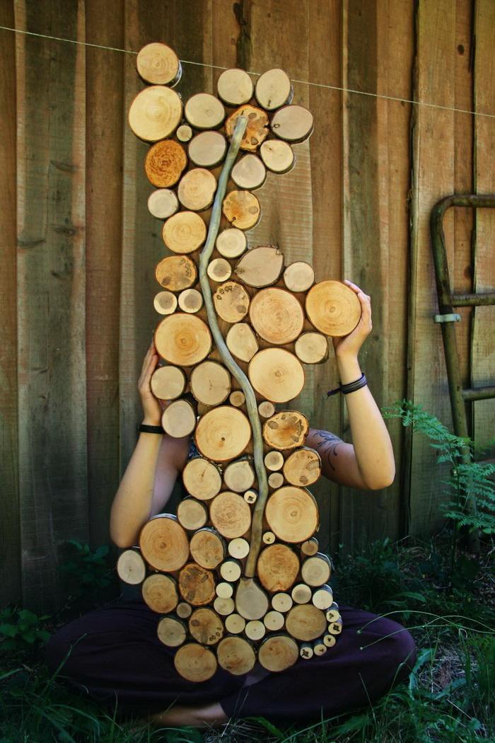 Деревянные скульптуры семьи Labonte