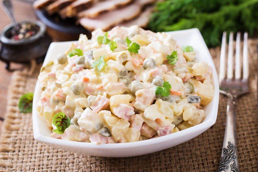 """Индекс """"Оливье"""": в какую сумму обойдется главный новогодний салат для россиян"""