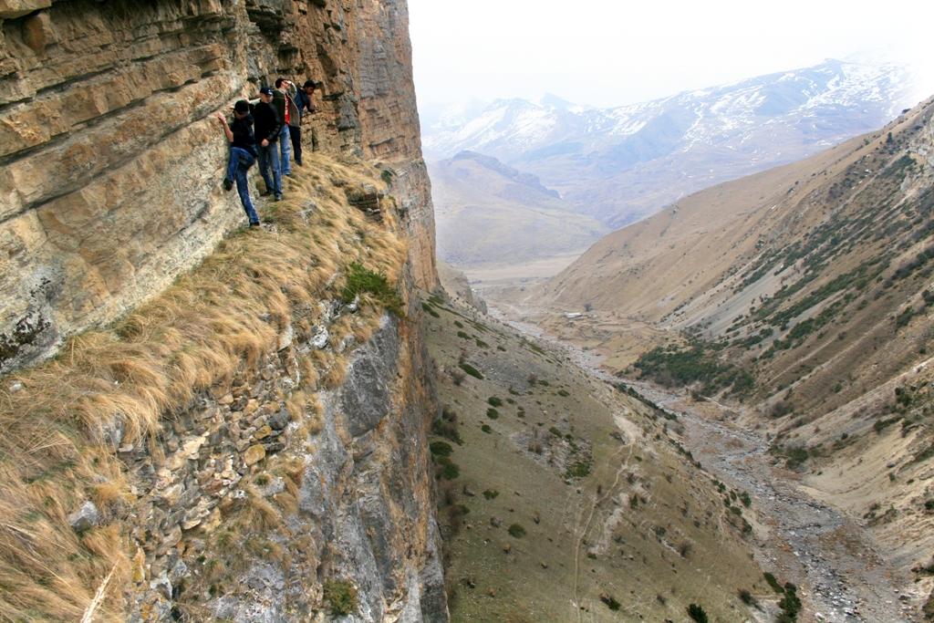 Кабардино-Балкария: живописное Чегемское ущелье