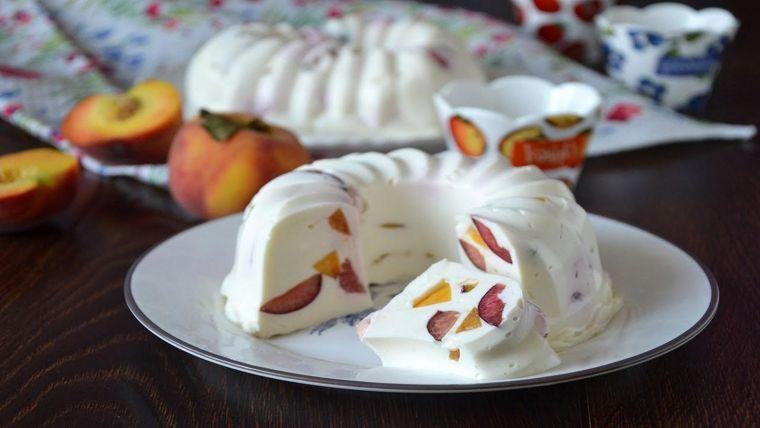 Самый вкусный творожный десерт с желатином станет достойной заменой выпечке