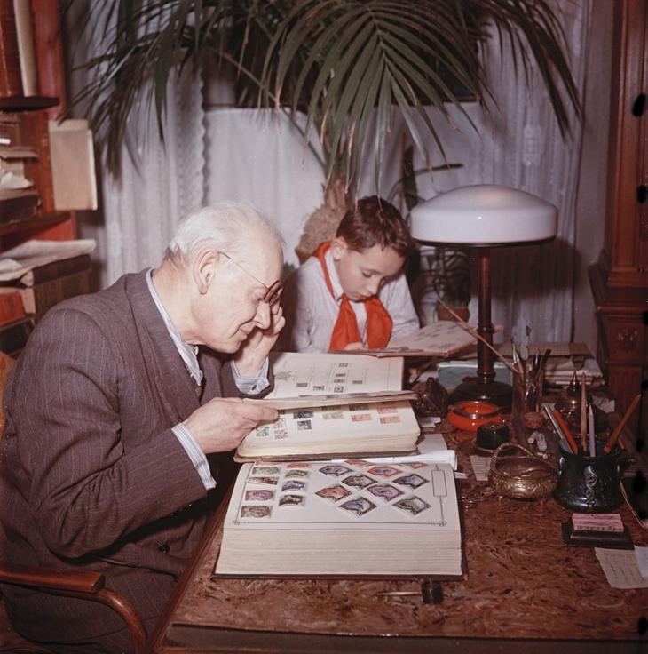 Ностальгия — яркие фотографии людей советского времени от Семёна Фридлянда