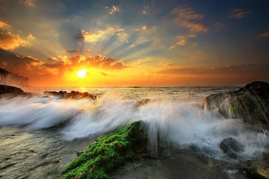 NewPix.ru - Потрясающие водные пейзажи от Agoes Antara