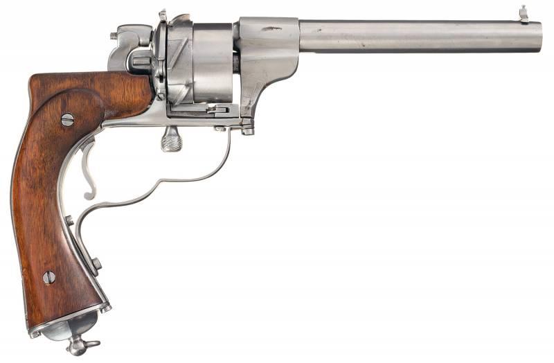 Револьвер Дартейна Зиг-Заг (Revolver Dartein Zig-Zag Style)