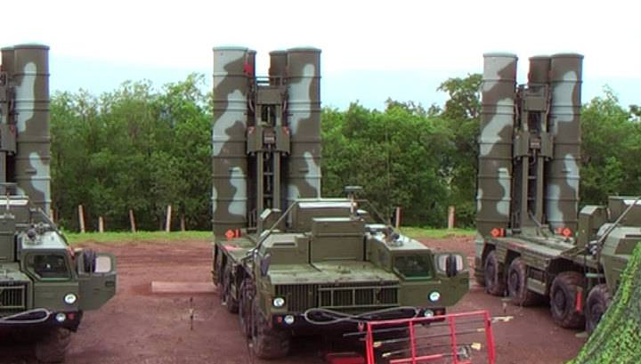 Поступившие в Крым комплексы С-400 заступят на боевое дежурство в декабре