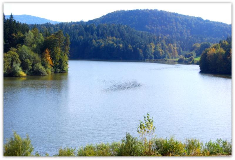 Gradiško jezero (Градишко озеро) Limborska gora (Лимборская гора) grad Rožek (замок Рожек) ... продолжение темы Lukovica pri Domžalah