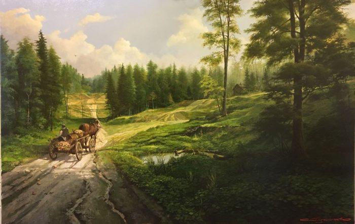 художник Станислав Плутенко картины – 01