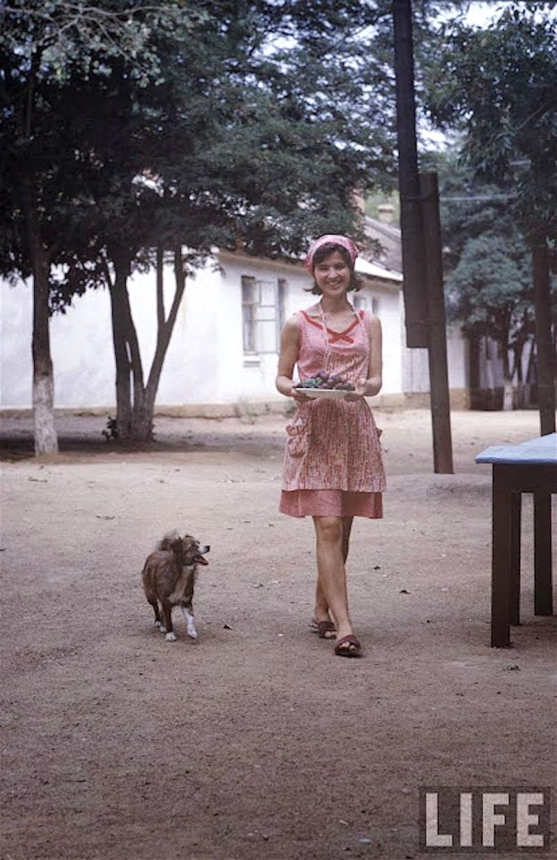 Фото советских девушек личное