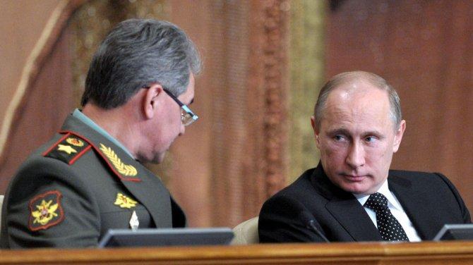 Шойгу рассказал, что Россия …