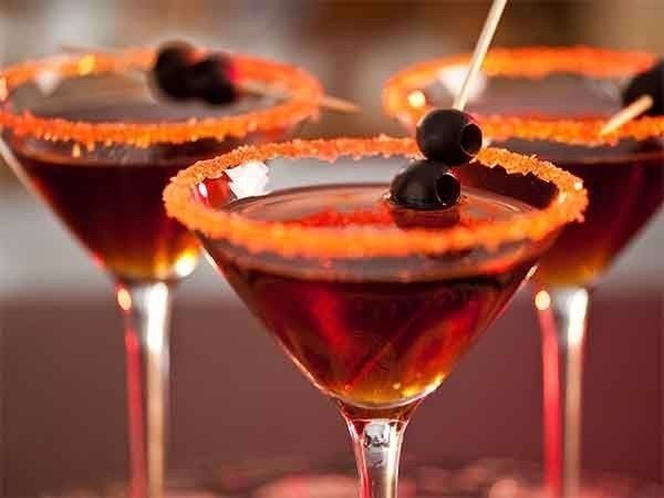 Что пить на Новый год: ТОП-5 лучших коктейлей