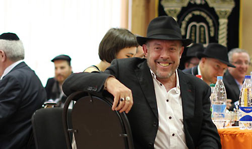 Шабат Андрея Макаревича