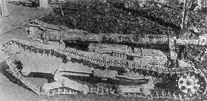 Сухопутные торпеды «Тип 97» и «Тип 98» (Япония)