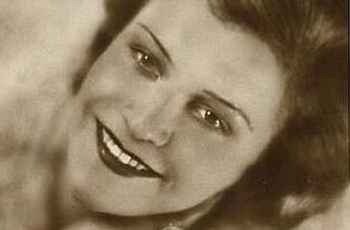 Ева Браун – верная спутница фюрера.