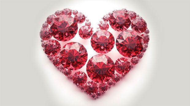 Счастливые камни и талисманы любви
